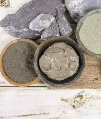 Pelle | le proprietà purificanti dell'argilla