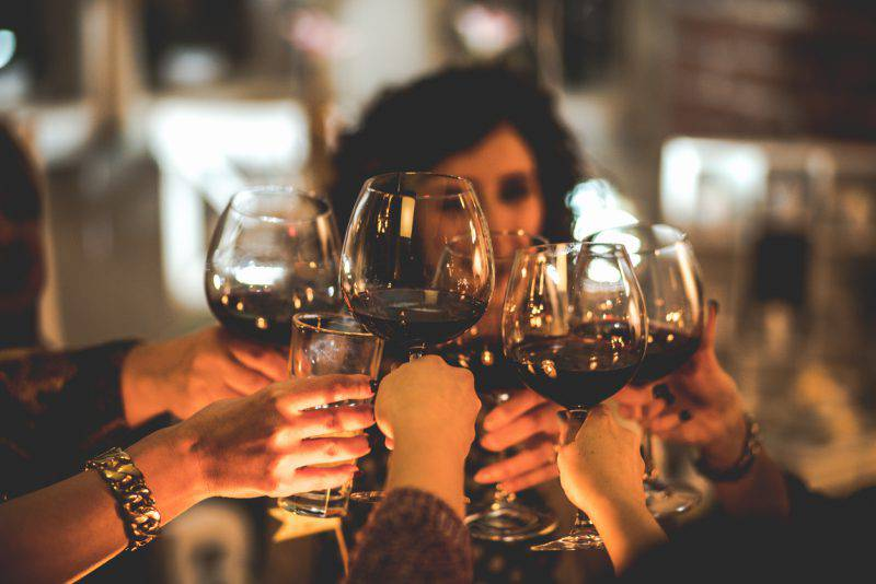 Il vino accende il nostro cervello
