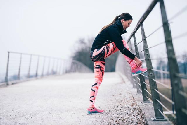 Correre col freddo fa bene