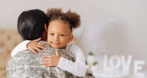 mamma soldato