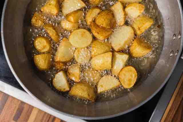 Patate al forno fragranti