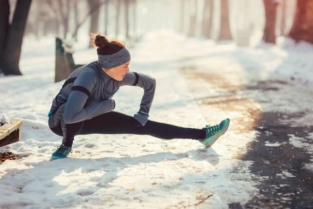 6 mosse per correre nella stagione invernale