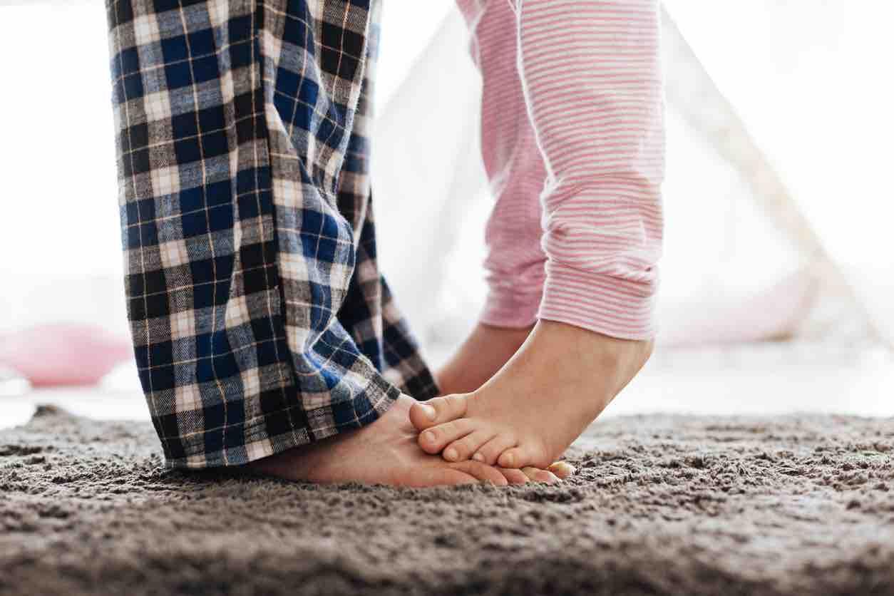 amore padre figlia