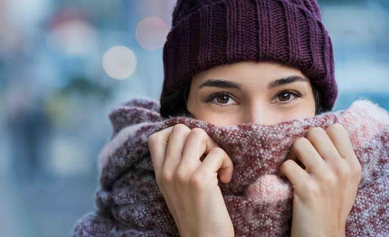 come vestirsi in inverno