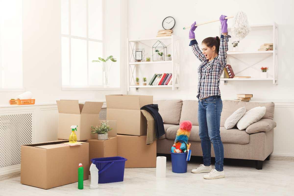 Come Tenere Pulita La Casa pulire casa? ecco come organizzare le faccende domestiche