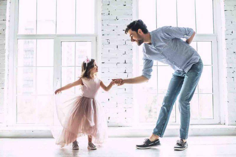 rapporto padre figlia
