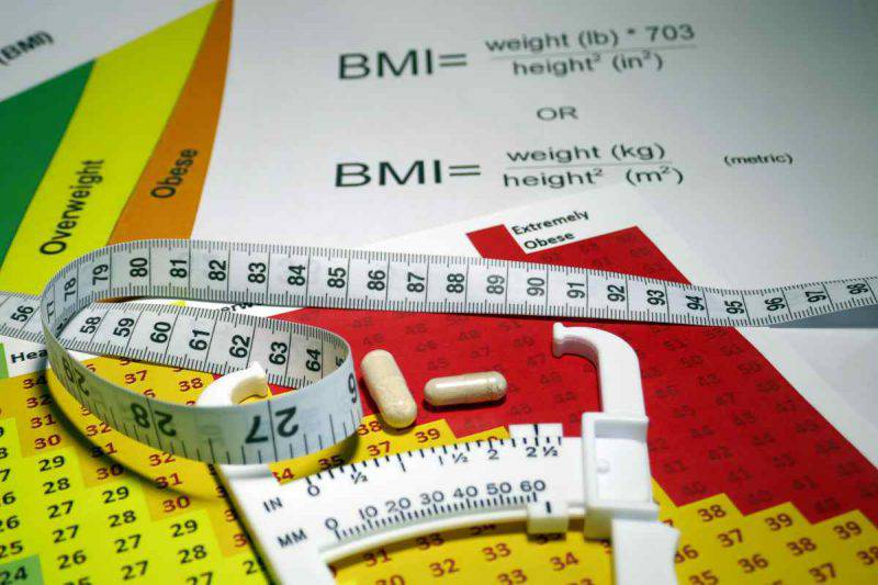 BMI in base all'età