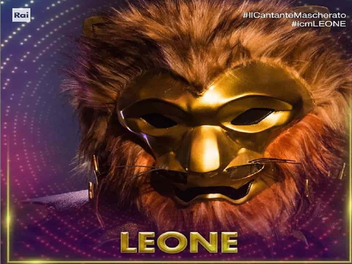 leone il cantante mascherato