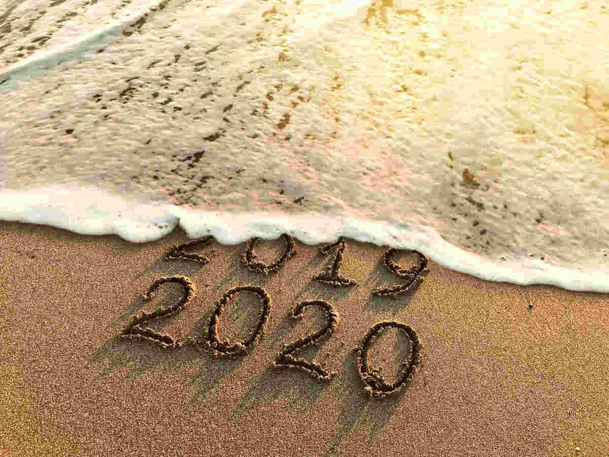 anno vecchio e anno nuovo