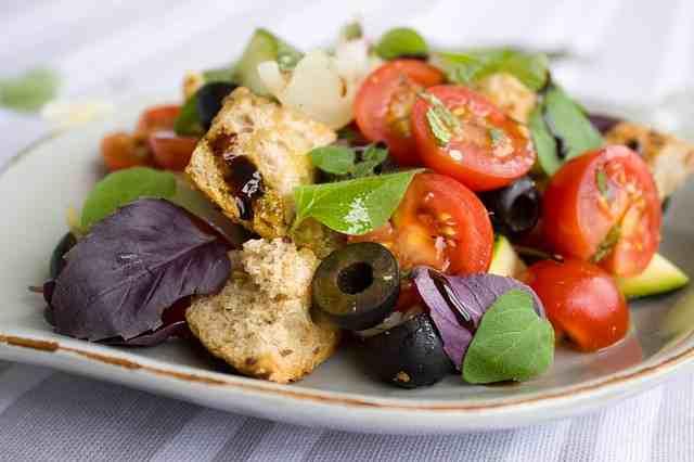 Olive e pomodori