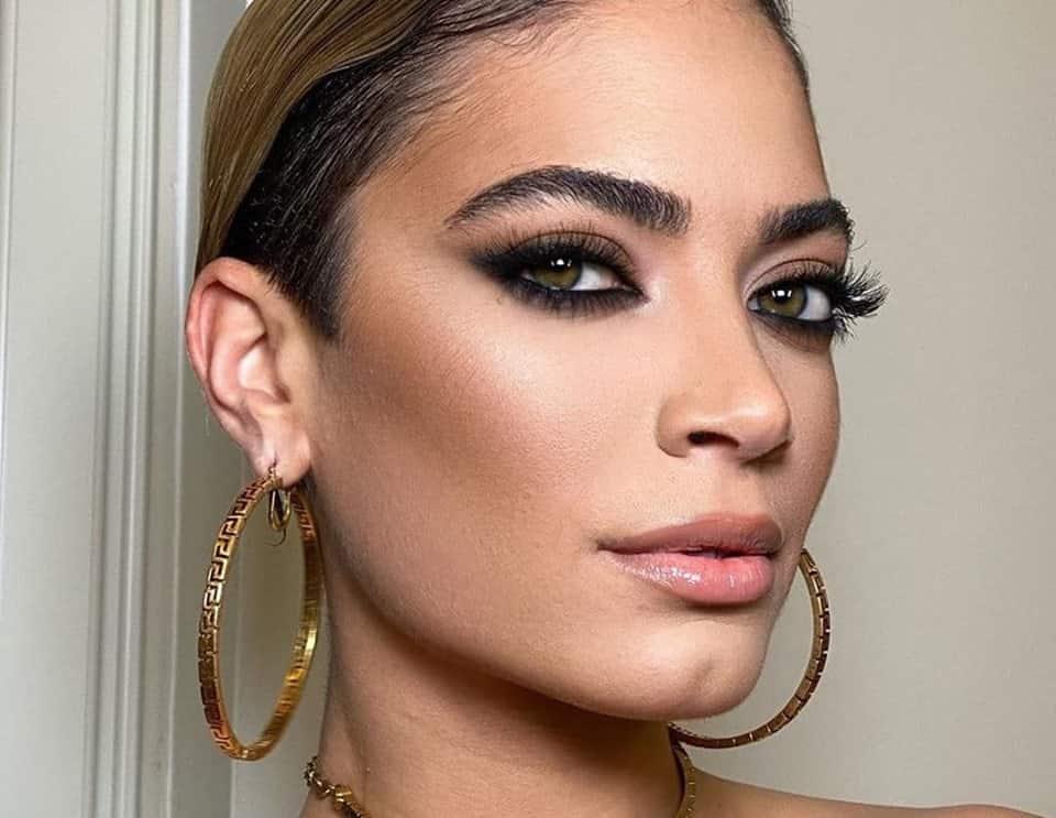 Elodie a Sanremo | i segreti del suo makeup