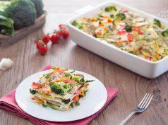 Come preparare le lasagne vegetariane -video-