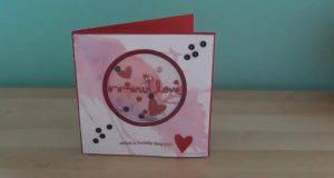 Shaker Card per San Valentino