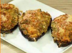 Ricetta vegetariana | melanzane ripiene senza carne