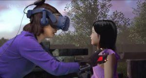 Madre rincontra figlia morta grazie alla realtà virtuale
