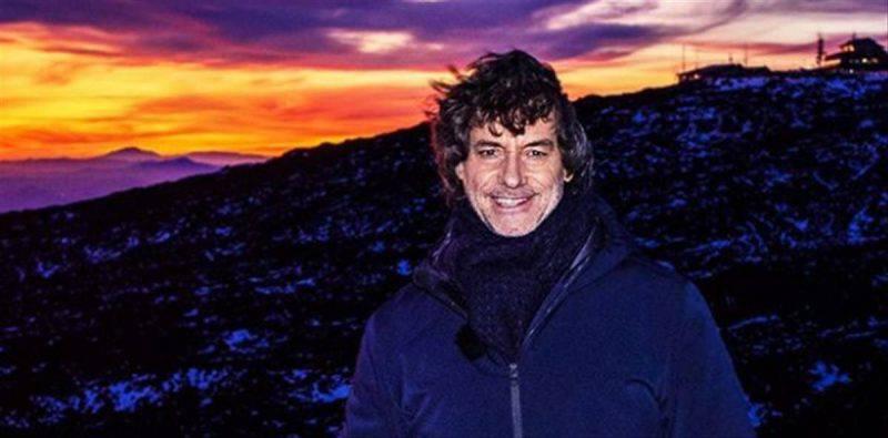 Alberto Angela paparazzo