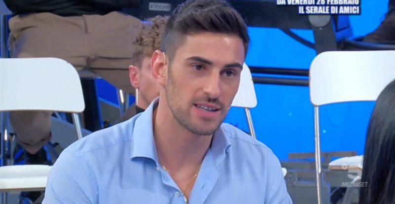 Alessandro Graziani si presenta al Trono Classico
