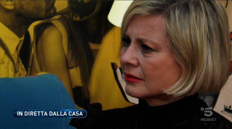 GF Vip, Antonella Elia triste