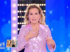 Barbara d'Urso sbotta contro Nina Moric