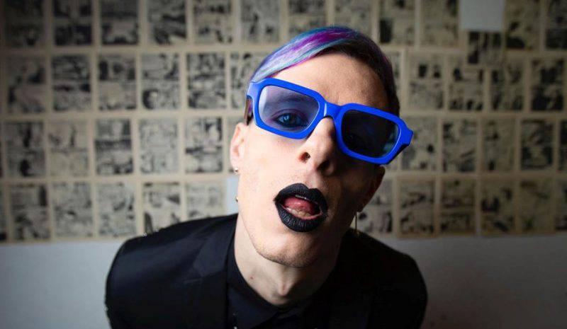 Boss Doms Marilyn Manson