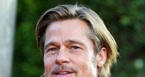 Brad Pitt Bafta Awards