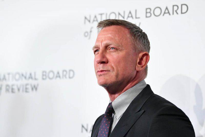 Daniel Craig torna a vestire i panni di James Bond