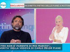 Mattino 5, Federica Panicucci con il fidanzato di Antonella Elia