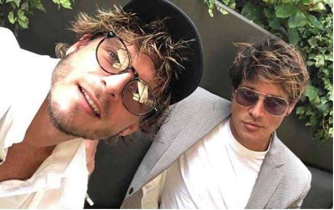 Gabriel Garko e Gabriele Rossi