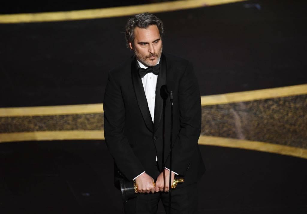 Joaquin Phoenix miglior attore