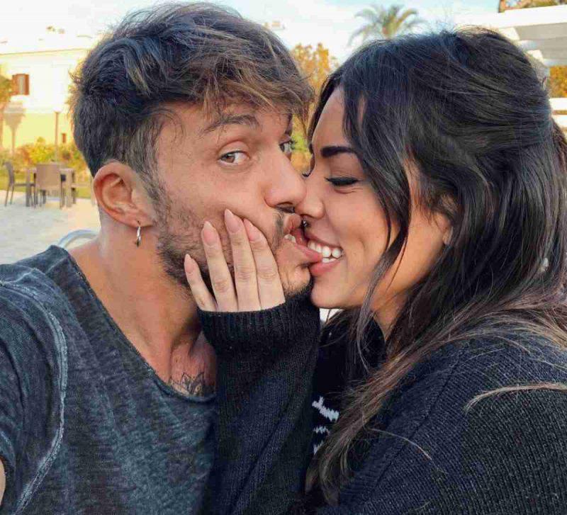 Giulio Raselli e Giulia D'Urso - Instagram