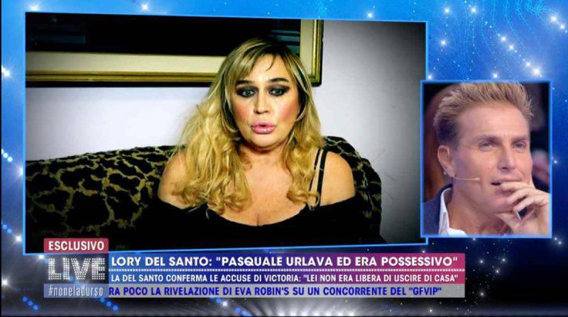 Live Non è la d'Urso, Lory e Pasquale