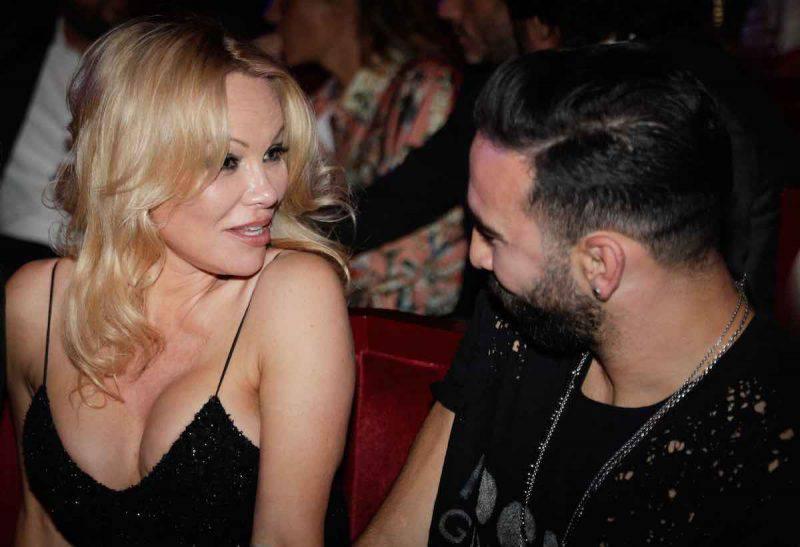 Pamela Anderson tronca anche il quinto matrimonio