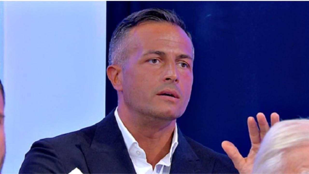 Trono Over, Riccardo Guarnieri fa chiarezza