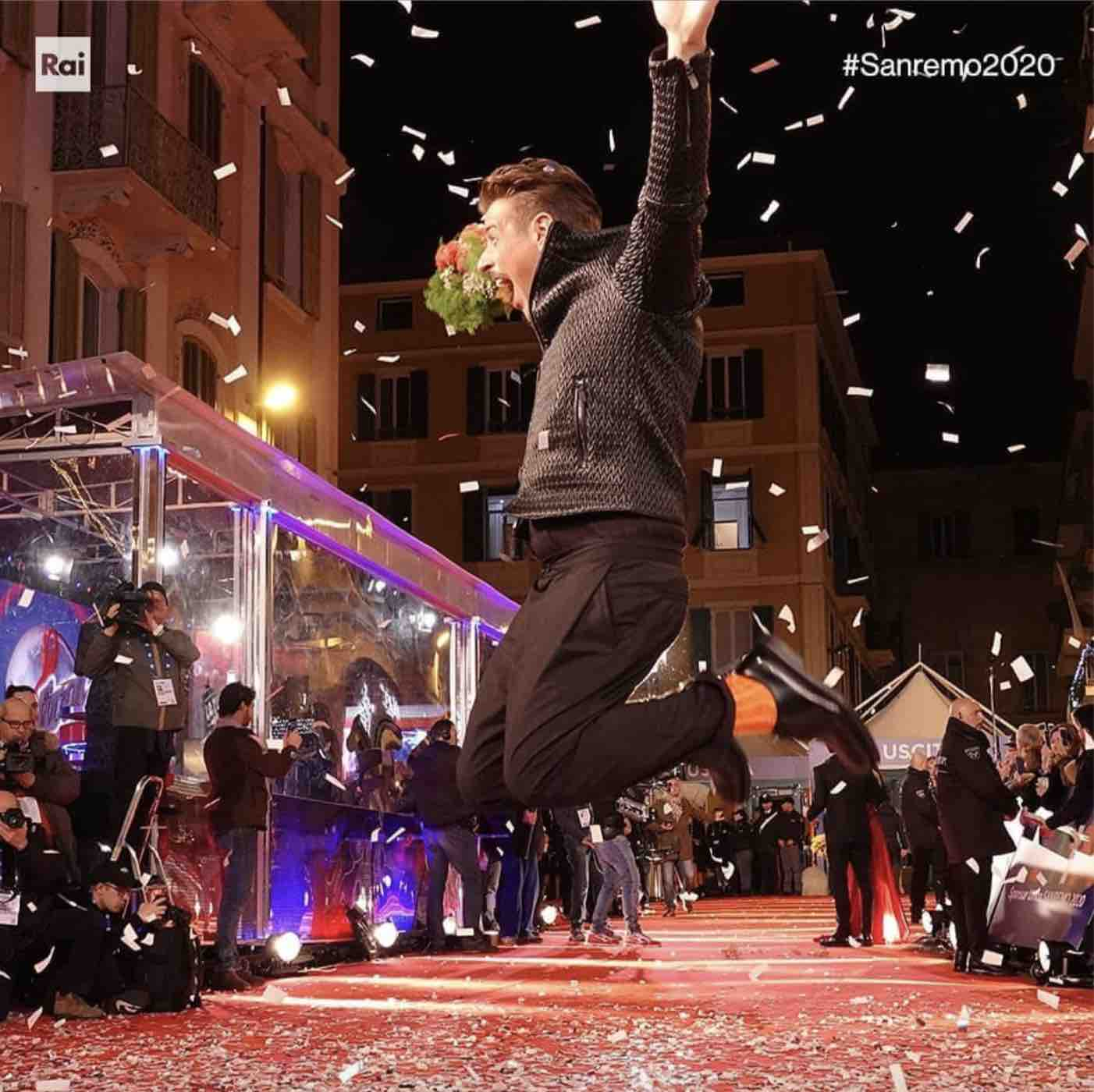 Francesco Gabbani Sanremo 2020