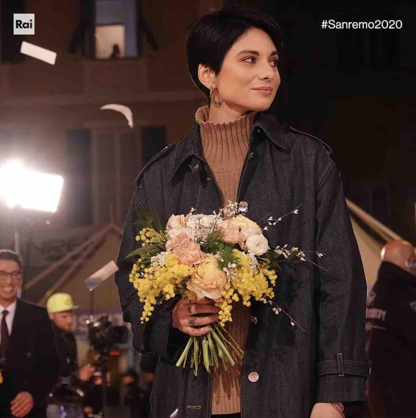 Giordana Angi Sanremo 2020