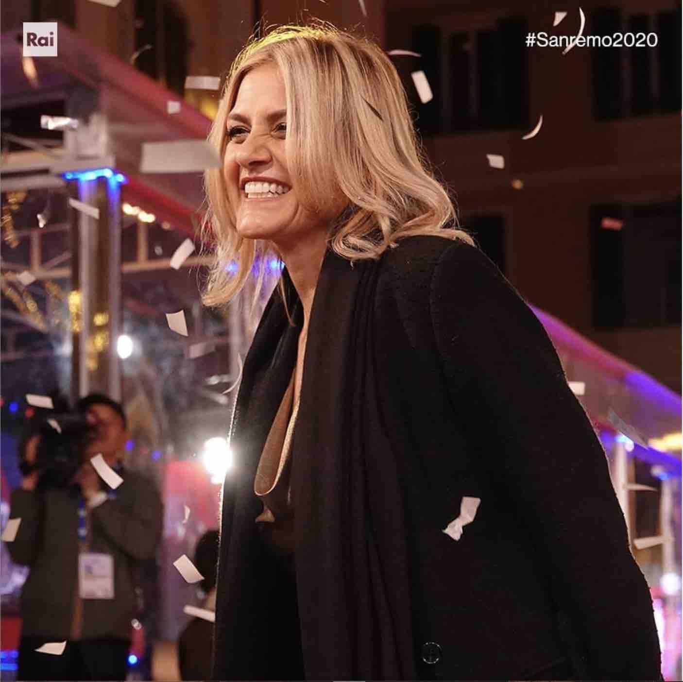 Irene Grandi Sanremo 2020