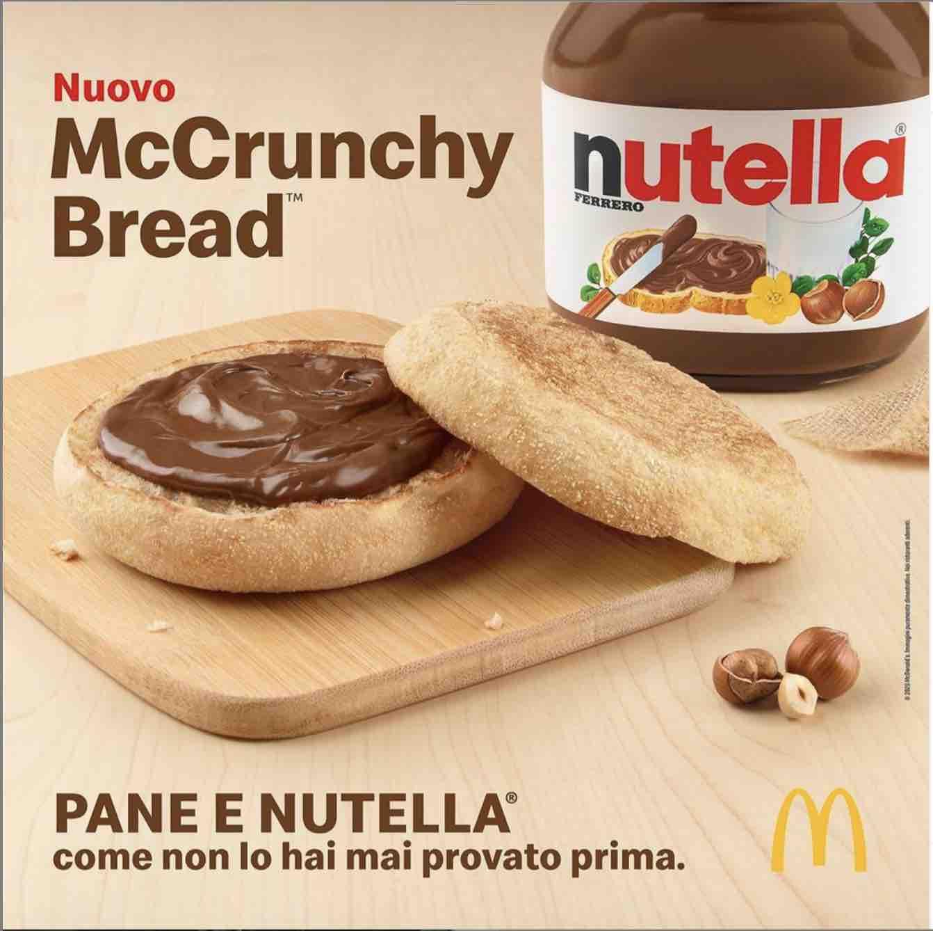 McCrunchy Bread