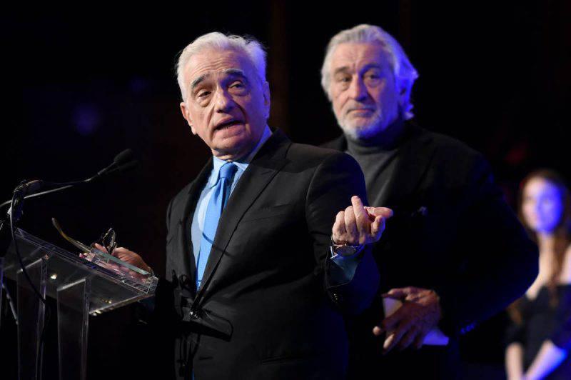 Scorsese sta lavorando al suo prossimo film