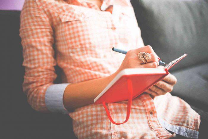 Scrivere diario