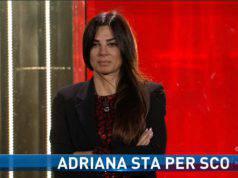 GF Vip, Serena Enardu su Alessandro Graziani
