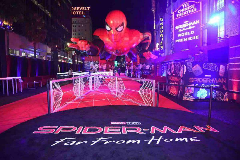 Spiderman 3 al cinema per Luglio 2021