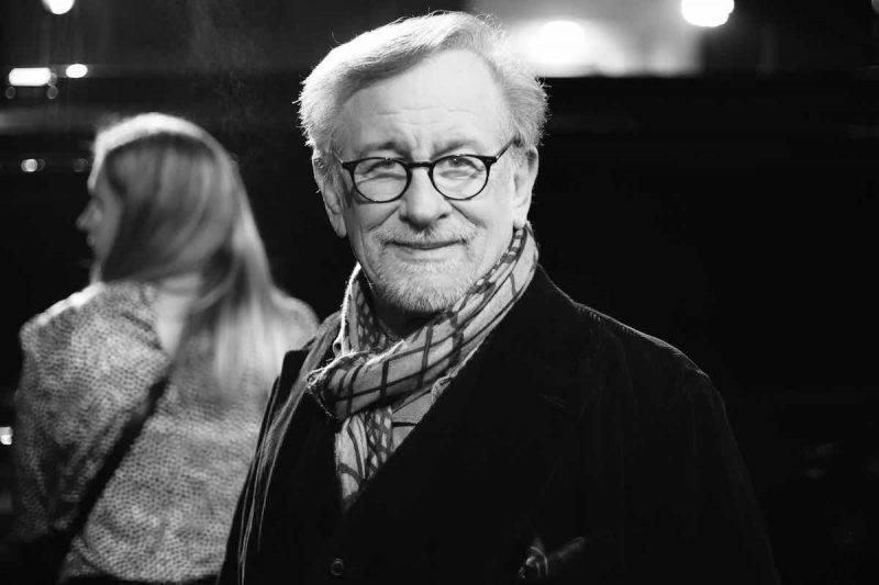 Steven Spielberg molla Indiana Jones