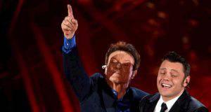 Tiziano Ferro e Massiamo Ranieri cantano insieme a Sanremo