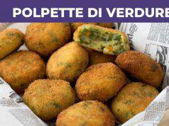RIcetta Vegetariana | polpette di verdure -VIDEO-