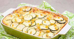 Sformato di zucchine e patate
