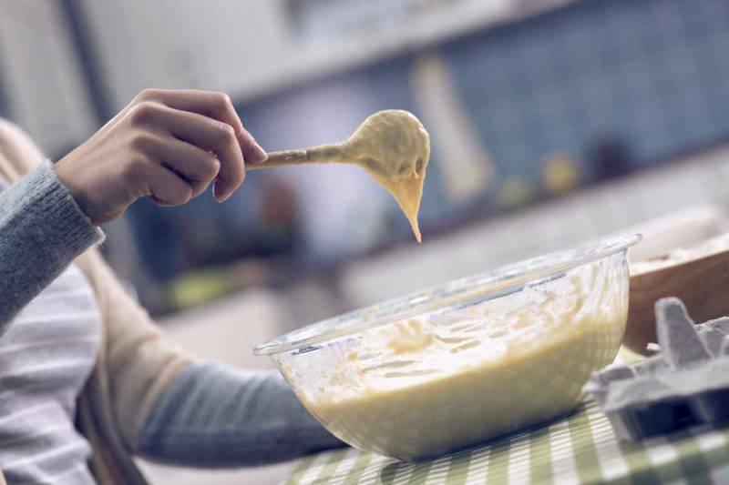 Pastella per frittura
