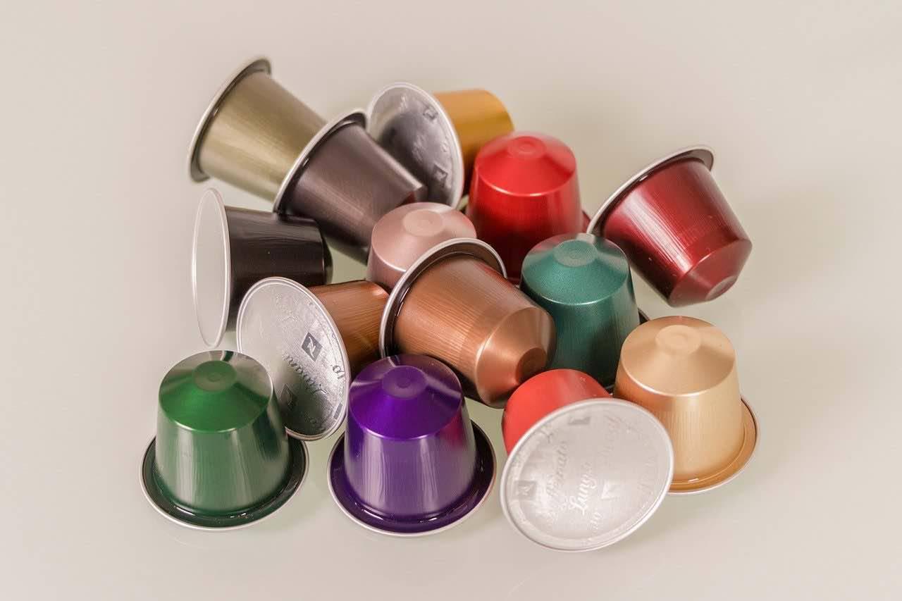 capsule caffè riciclare