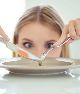 donna affamata