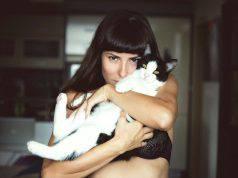 gatto donna