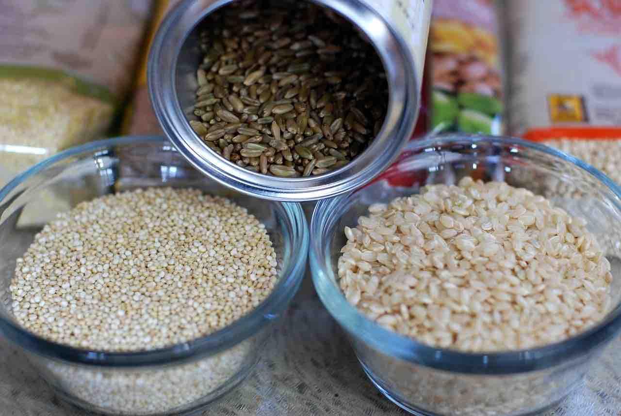 conservare cereali
